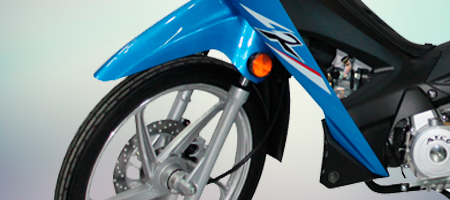 suspension-delantera-moped-wing-100-de-ayco
