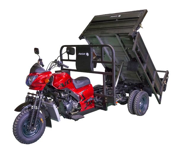 motocarro ayco 300 cc
